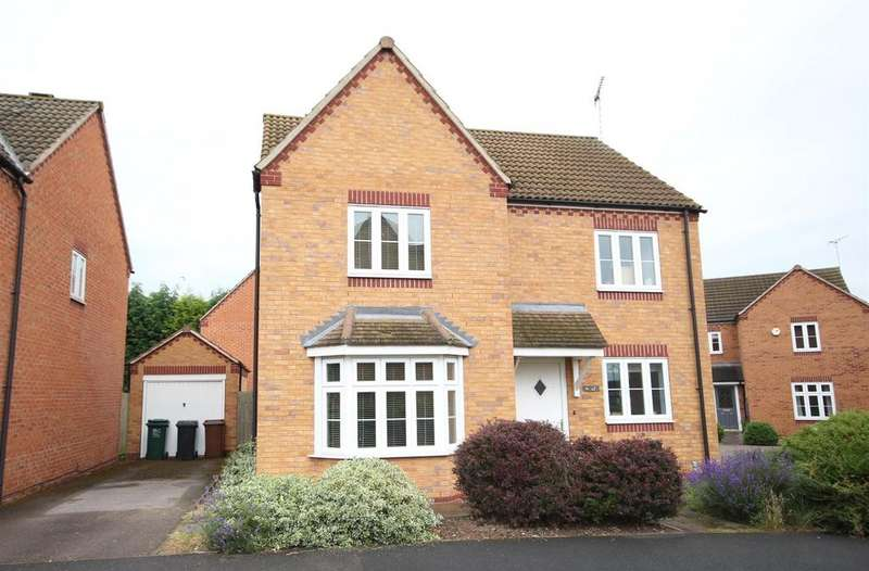 4 Bedrooms Detached House for sale in Humber Street, Hilton