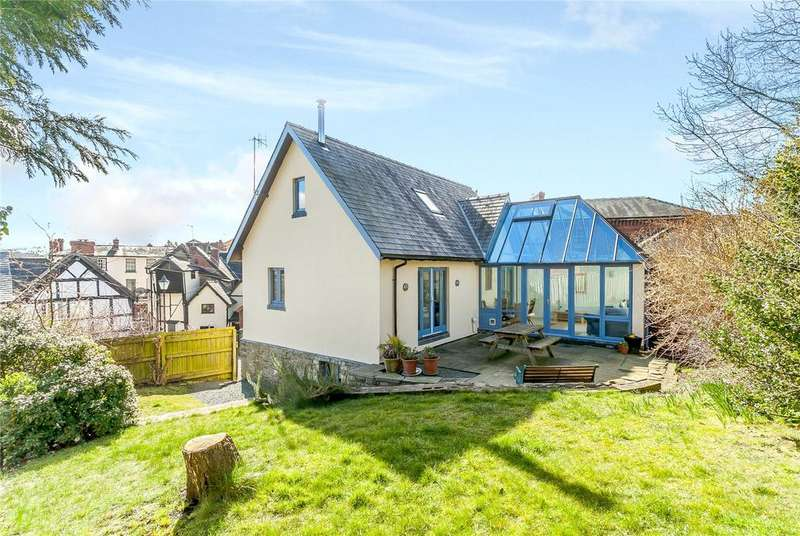 5 Bedrooms Detached House for sale in Coopers Yard, High Street, Kington, Herefordshire