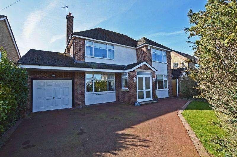 4 Bedrooms Detached House for sale in Longhouse Lane, Poulton-Le-Fylde, FY6 8DE