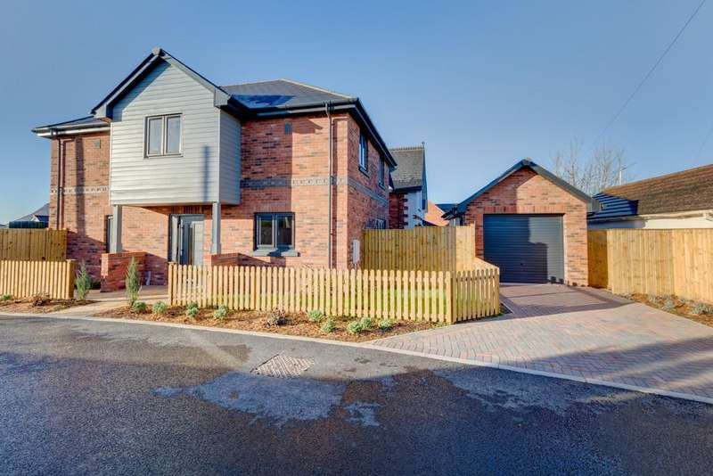 4 Bedrooms Detached House for sale in Cedar Court, Exeter