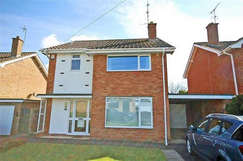 3 Bedrooms Detached House for sale in Bafford Grove, Charlton Kings, Cheltenham, GL53