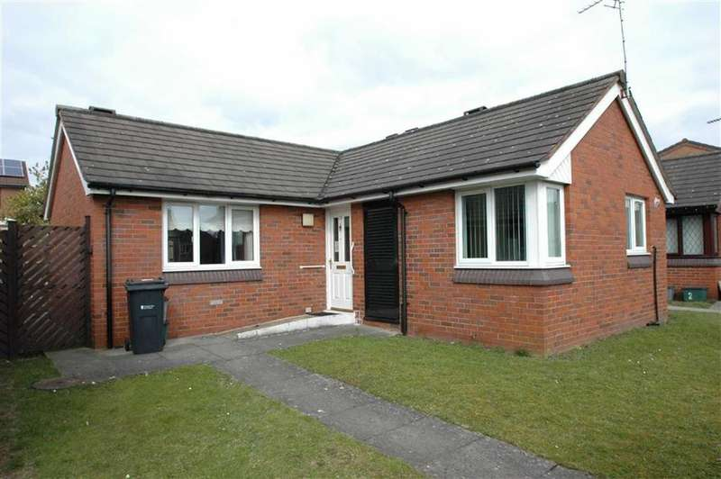 1 Bedroom Semi Detached Bungalow for sale in Ettrick Park, Vicars Cross, Chester