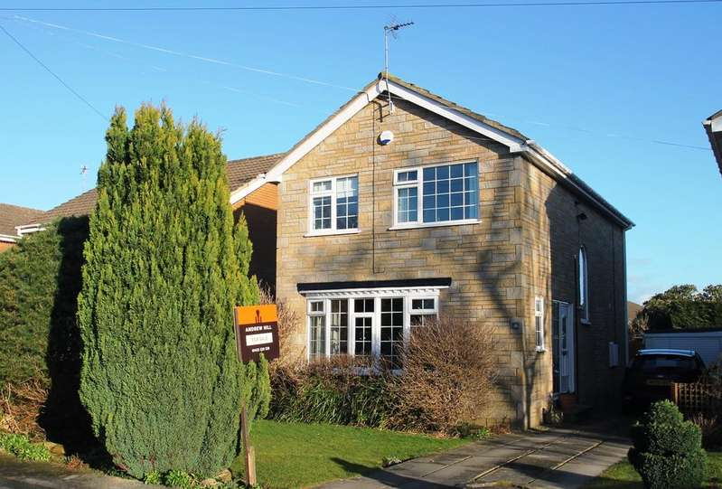 4 Bedrooms Detached House for sale in Knox Chase, Harrogate HG1