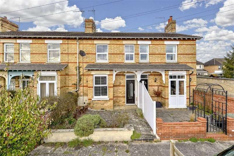 2 Bedrooms Terraced House for sale in St Johns Terrace, Radcliffe Road, Stamford, Lincolnshire