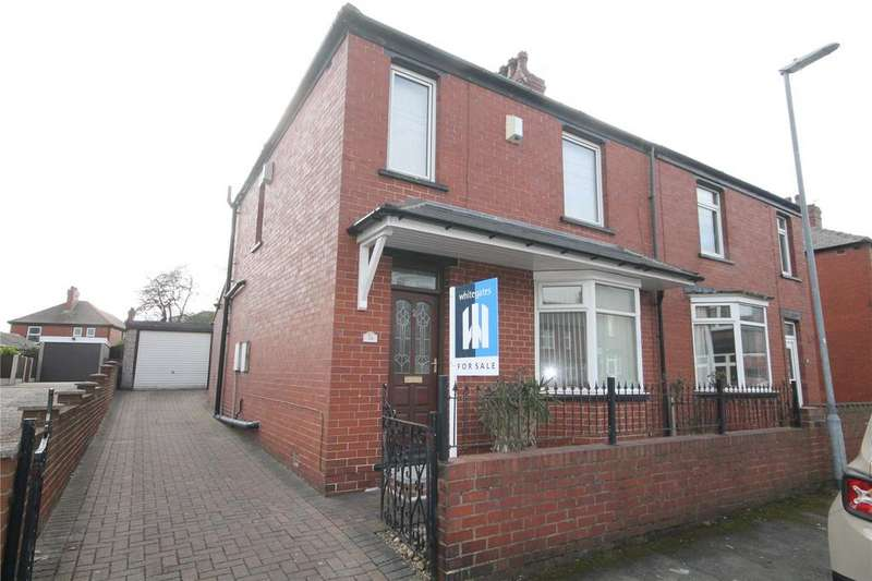 3 Bedrooms Semi Detached House for sale in Whitehill Avenue, Barnsley, S70