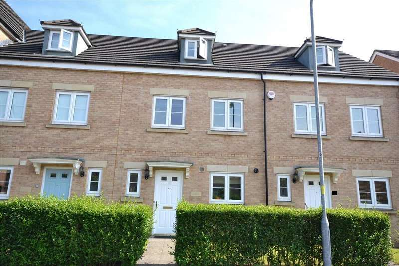 3 Bedrooms Town House for sale in Mostyn Square, Llanishen, Cardiff, CF14