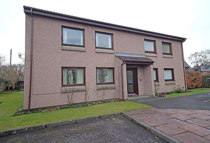 2 Bedrooms Flat for sale in 11 Wemyss Place, Peebles, EH45 8JT