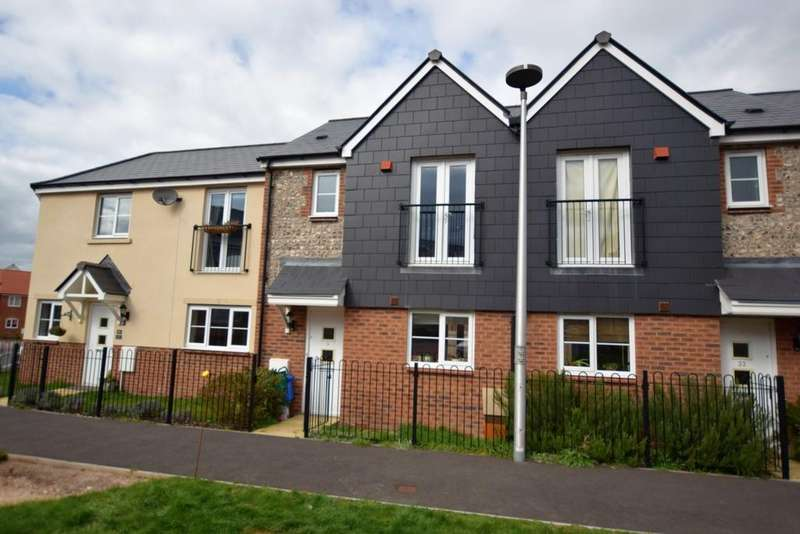 2 Bedrooms House for sale in Higher Meadow, Cranbrook, EX5