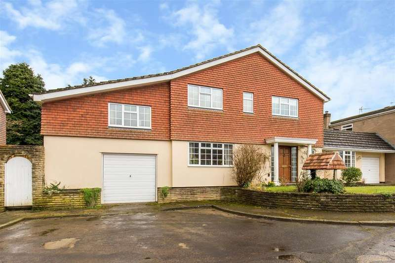 5 Bedrooms Detached House for sale in Bond Close, Knockholt