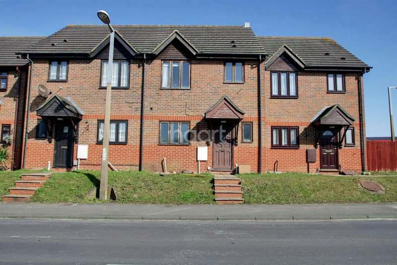 3 Bedrooms Terraced House for sale in Pegrams Court, Harlow