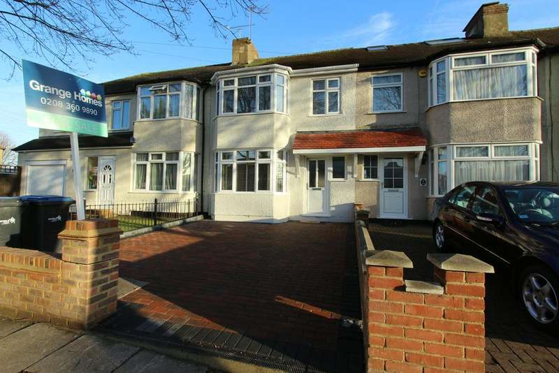 3 Bedrooms Terraced House for sale in Southbury Avenue, Enfield EN1