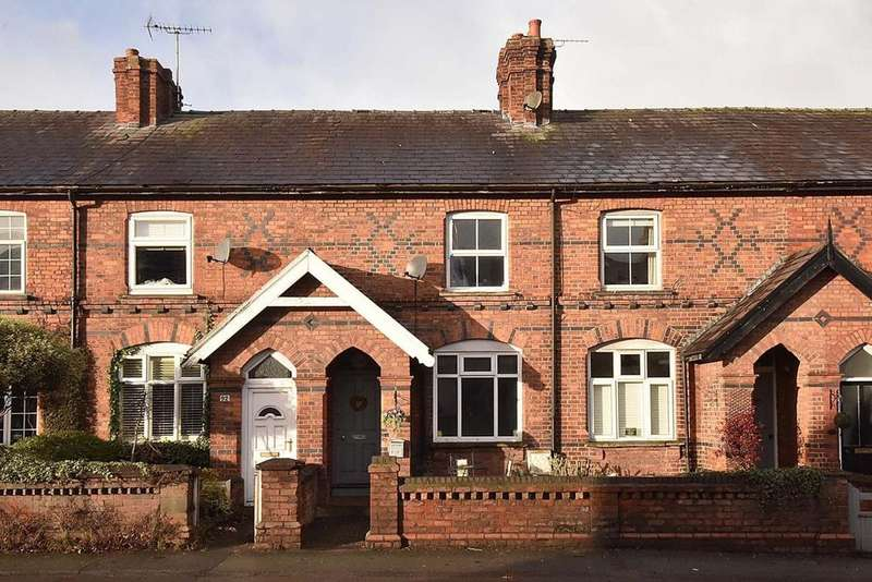 3 Bedrooms Terraced House for sale in Mobberley Road, Knutsford