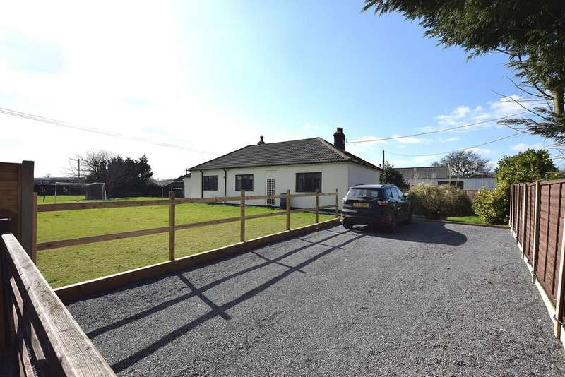 4 Bedrooms Detached Bungalow for sale in Braintree Green, Rayne, Braintree