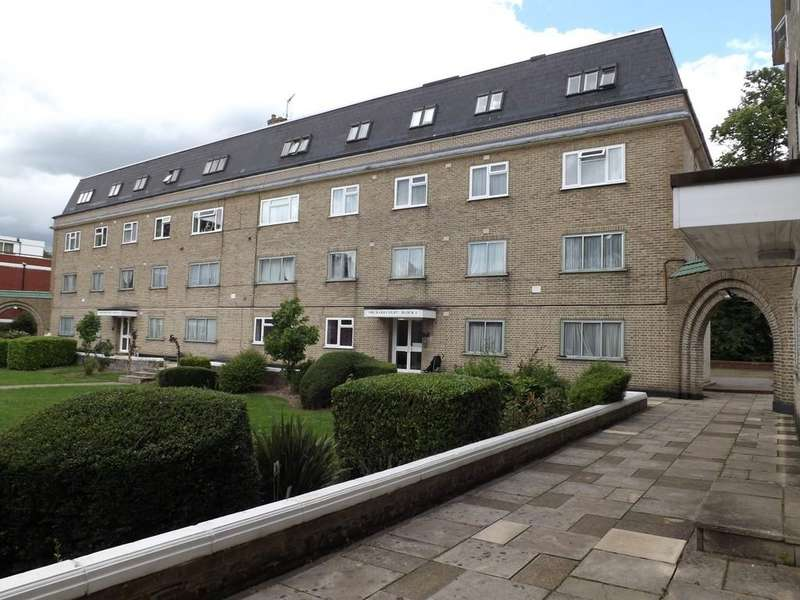 2 Bedrooms Penthouse Flat for sale in Stonegrove