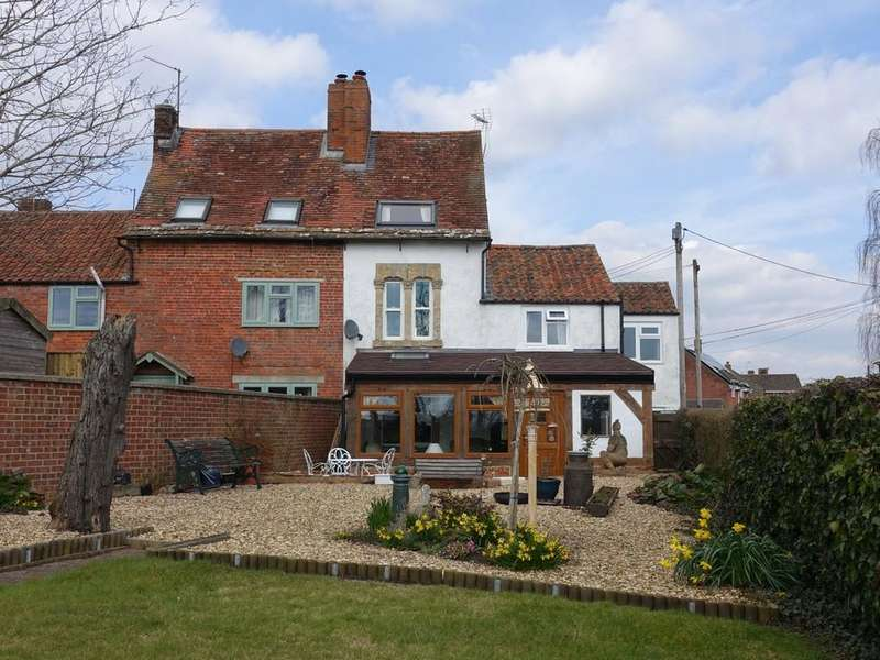 3 Bedrooms Semi Detached House for sale in North Bradley, Trowbridge