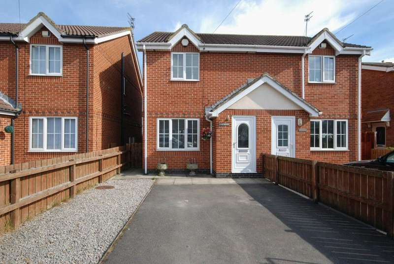 3 Bedrooms Semi Detached House for sale in Sevenoaks Drive, Hastings Hill
