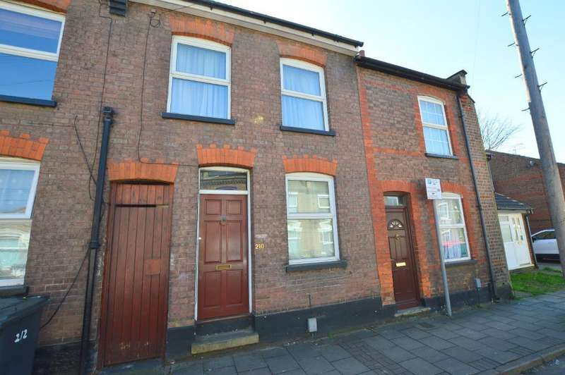 2 Bedrooms Terraced House for sale in North Street, High Town, Luton, LU2 7QN
