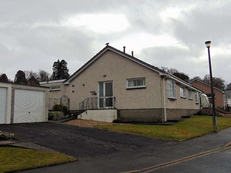 2 Bedrooms Bungalow for sale in 35 Brandlehow Crescent, Keswick, CA12 4JE