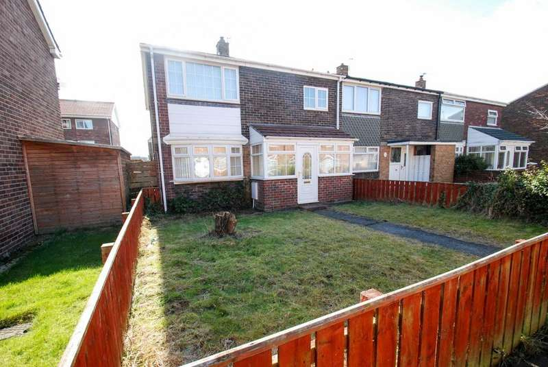 3 Bedrooms Terraced House for sale in Chesterton Road, South Shields