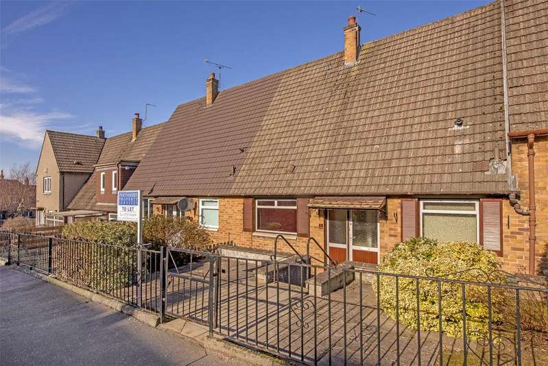 2 Bedrooms Terraced House for sale in 5 Leny Road, Perth, PH1
