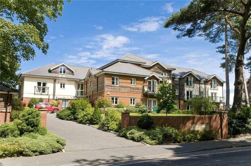 2 Bedrooms Retirement Property for sale in Lindsay Road, Branksome Park, Poole, Dorset, BH13