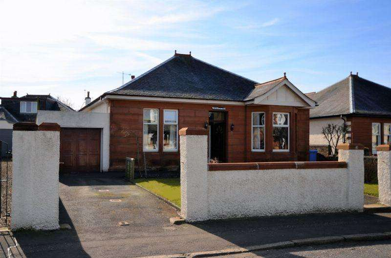 3 Bedrooms Detached Bungalow for sale in 9 Grangemuir Road, Prestwick, KA9 1PX