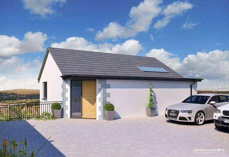 3 Bedrooms Land Commercial for sale in Building plot, St Cleer, Liskeard