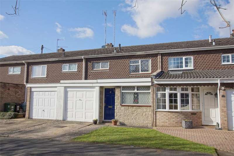 3 Bedrooms Terraced House for sale in Ilex Court, off Emscote Road, Warwick
