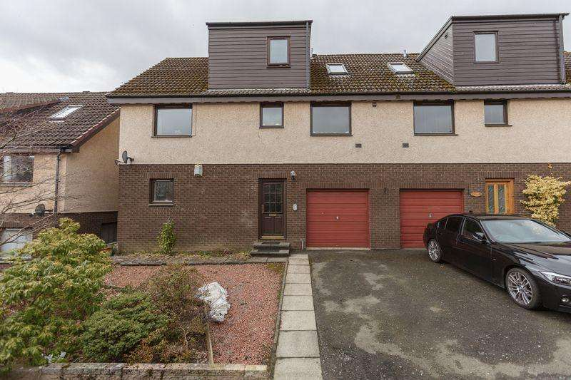 5 Bedrooms Semi Detached House for sale in 53 Thistle Street, Galashiels