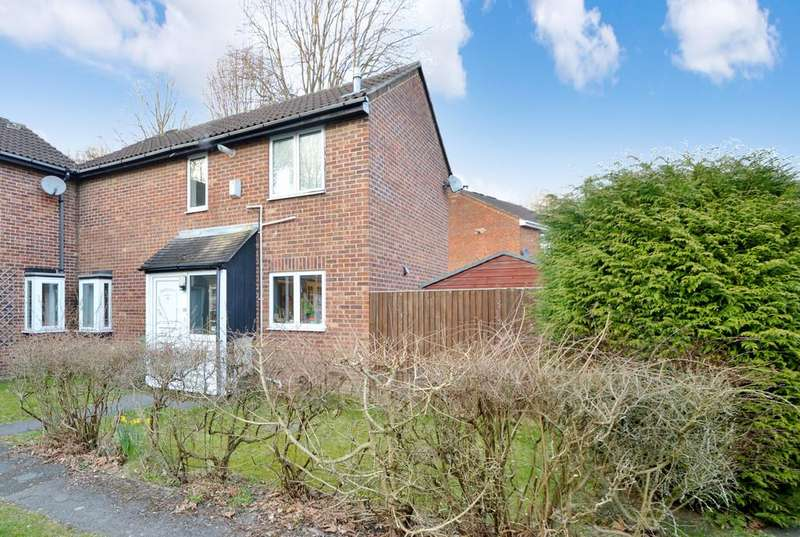 3 Bedrooms Detached House for sale in Harewood Close, Eastleigh