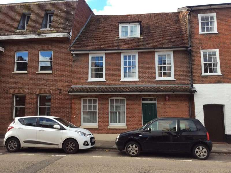 3 Bedrooms Terraced House for sale in PENNYFARTHING STREET, SALISBURY, WILTSHIRE, SP1 1HJ