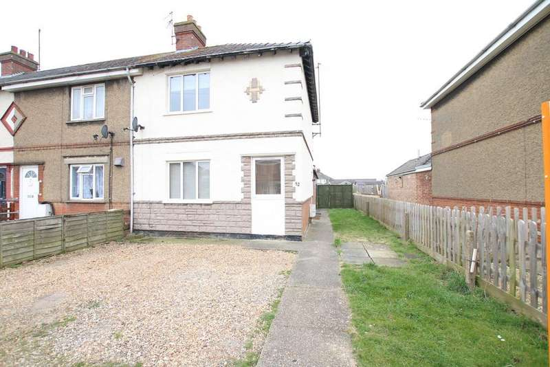 3 Bedrooms End Of Terrace House for sale in Robingoodfellows Lane, March