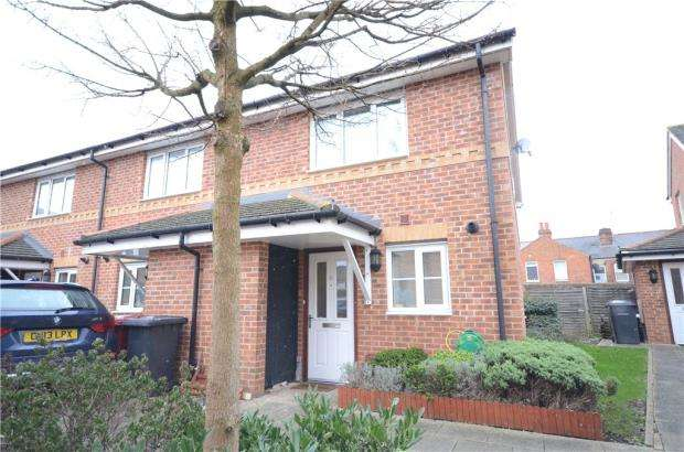 2 Bedrooms End Of Terrace House for sale in Battle Place, Reading, Berkshire