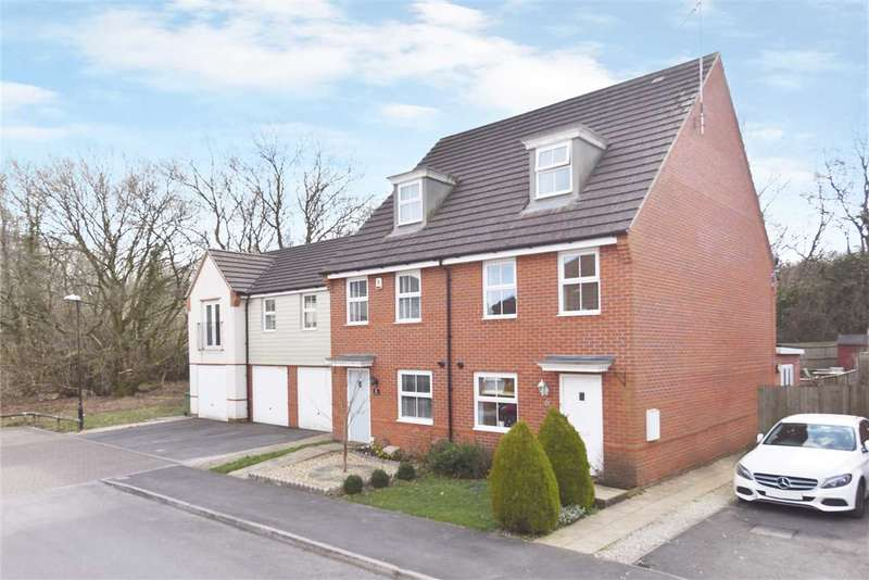 3 Bedrooms Town House for sale in CASTILIAN WAY, WHITELEY