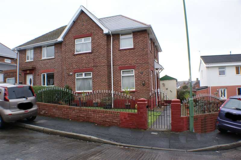 3 Bedrooms Semi Detached House for sale in Surtees Place, Blackhill