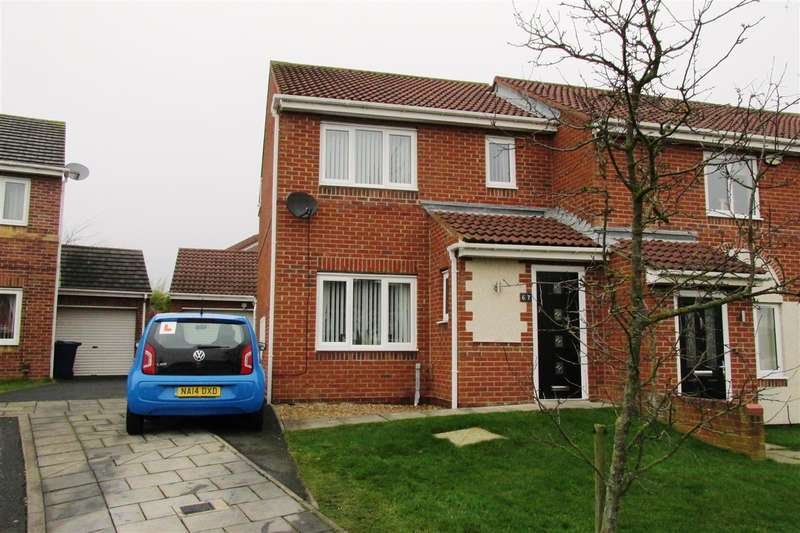 3 Bedrooms Link Detached House for sale in Redewood Close, Newcastle upon Tyne