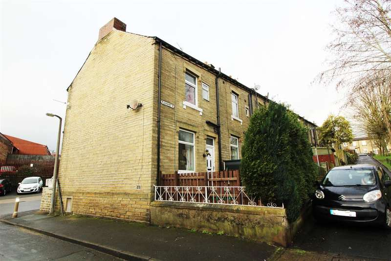 2 Bedrooms End Of Terrace House for sale in Pleasant Street, Sowerby Bridge