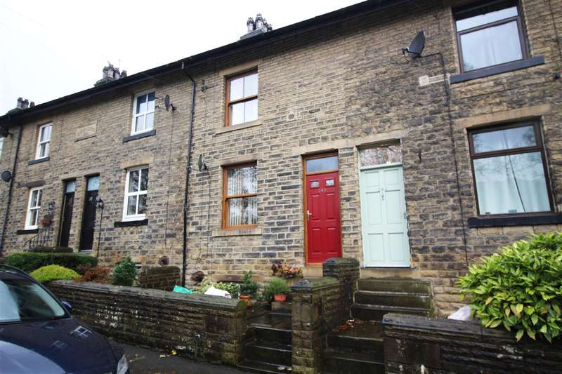 2 Bedrooms Terraced House for sale in Oldham Road, Rishworth, Sowerby Bridge
