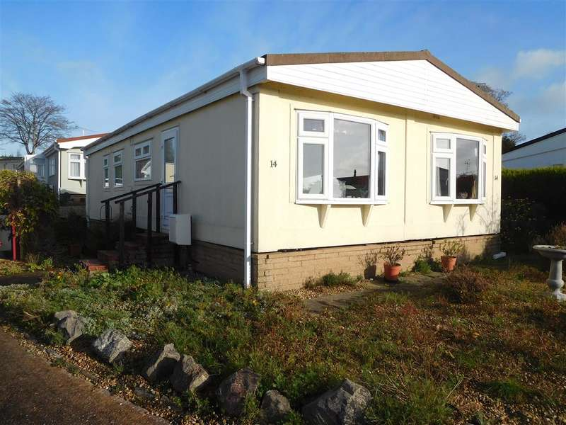 2 Bedrooms Park Home Mobile Home for sale in Moonridge, Newport Park, Exeter