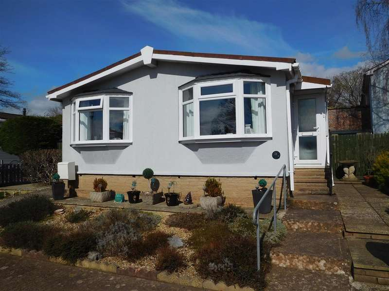 3 Bedrooms Park Home Mobile Home for sale in Moonridge, Newport Park, Topsham