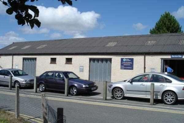 Commercial Property for sale in Llanfairpwll Workshops, Llanfairpwll