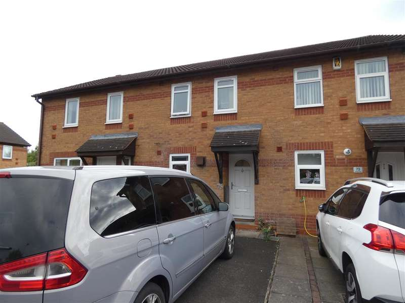 2 Bedrooms Terraced House for rent in Goldstar Way, Kitts Green, Birmingham
