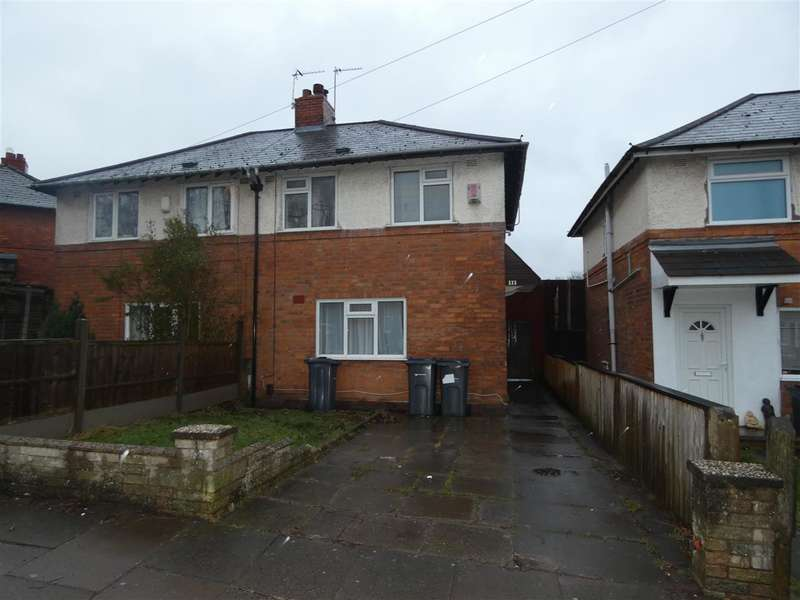 3 Bedrooms Semi Detached House for sale in Sunningdale Road, Tyseley, Birmingham