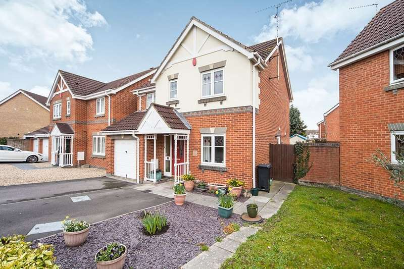 4 Bedrooms Detached House for sale in Conference Avenue, Portishead, Bristol, BS20
