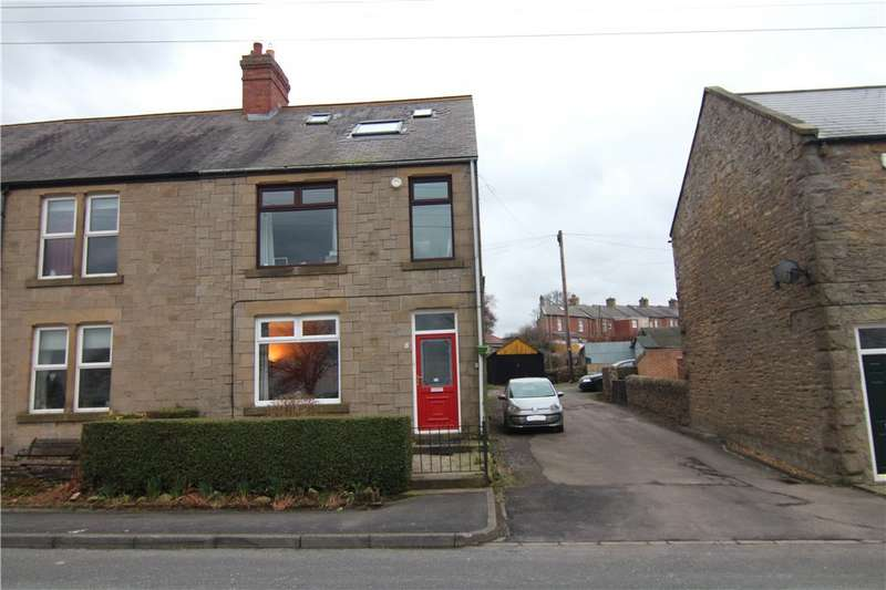 3 Bedrooms End Of Terrace House for sale in Rothley Terrace, Consett, Durham, DH8