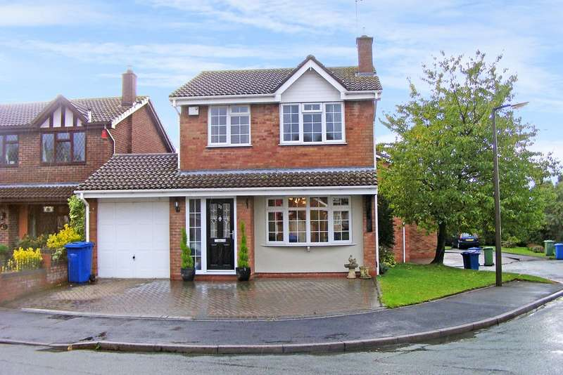 3 Bedrooms Detached House for sale in Houting, Dosthill B77