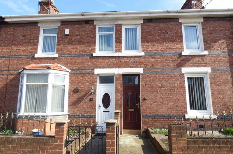 3 Bedrooms Property for sale in Wenlock Road, South Shields, South Shields, Tyne and Wear, NE34 9BA