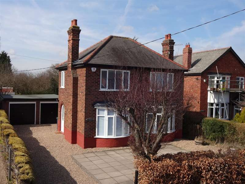 4 Bedrooms Property for sale in Station Road, Branston, Lincoln