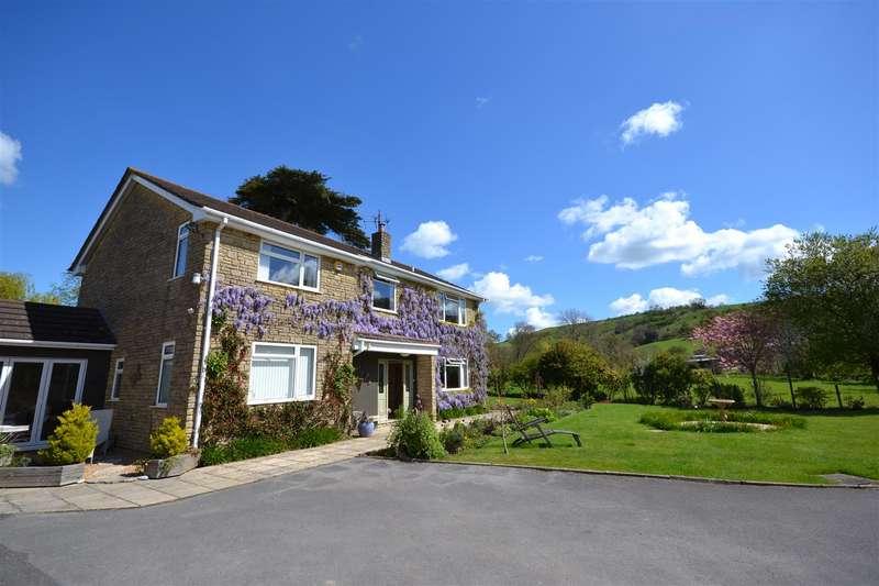4 Bedrooms Detached House for sale in Little Lapford, Melplash, Bridport