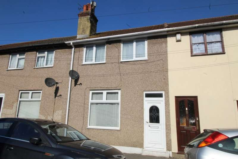 2 Bedrooms Property for sale in Granville Road, Sheerness, ME12